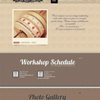 3-4 Page website: Vintage Paper Memories